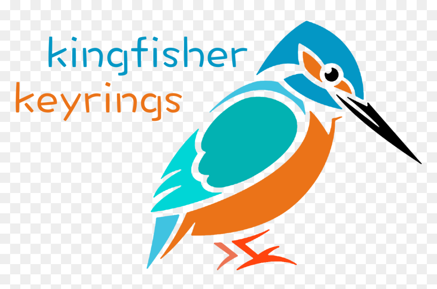 Stylized Kingfisher Hd Png Download Vhv