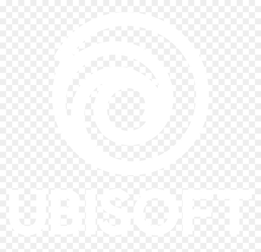 Ubisoft Logo Png White Transparent Png Vhv