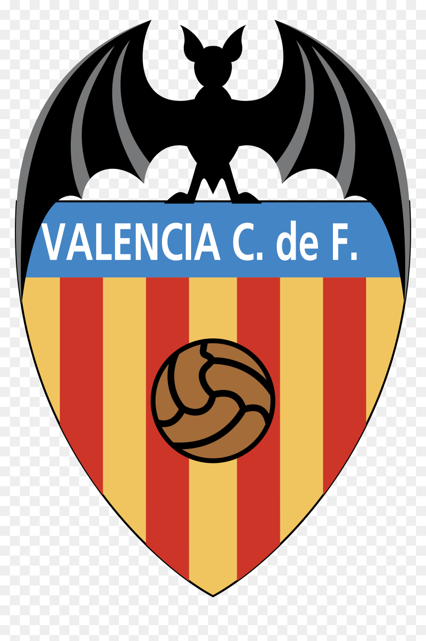 Valencia Logo Png Transparent - Dream League Soccer Valencia Kit 2019, Png  Download - vhv
