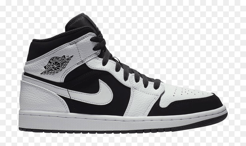 Productos lácteos derrocamiento extraño  Foot Locker Jordan Aj 1 Mid, HD Png Download - vhv