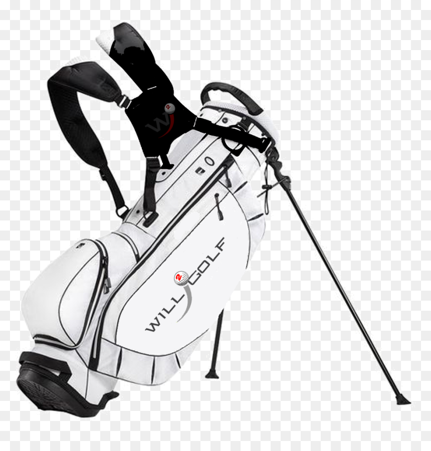 Taylormade Stand Bag White Hd Png Download Vhv