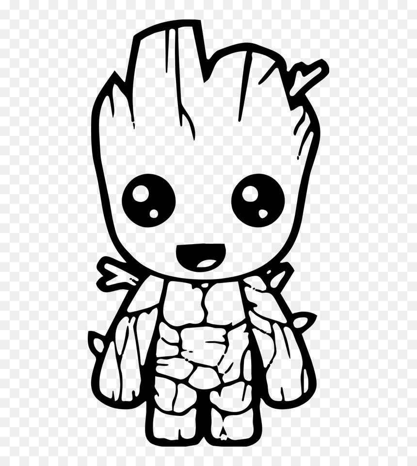 - Cute Avengers Coloring Pages , Png Download - Avengers Endgame Coloring  Pages, Transparent Png - Vhv