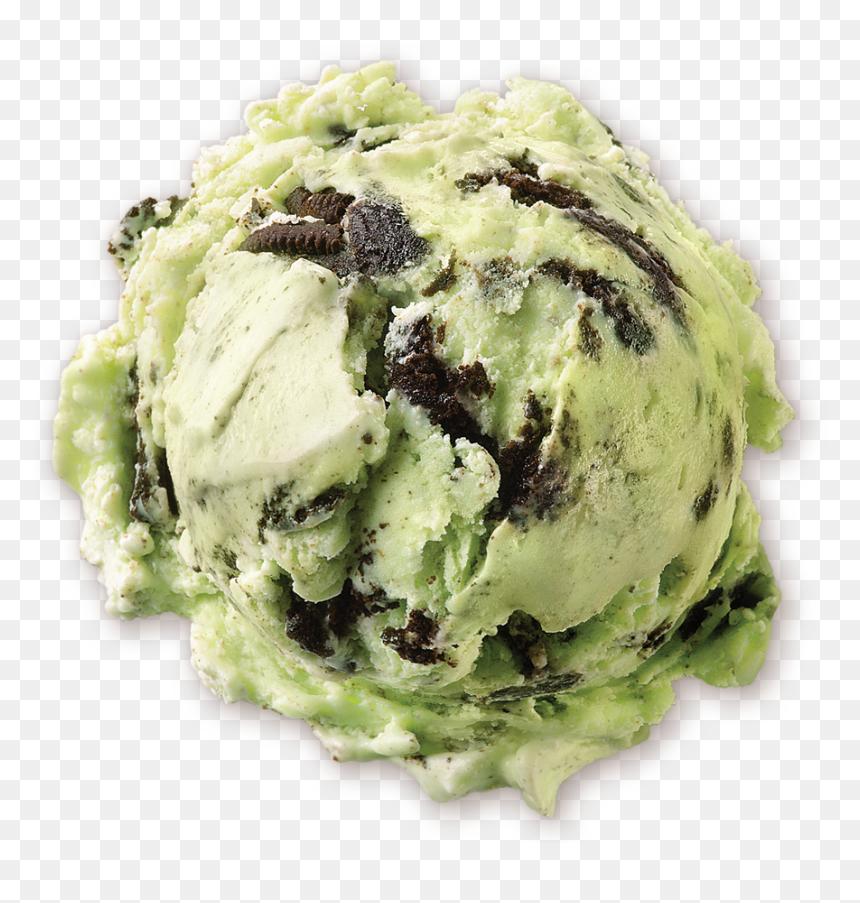Mint Cookies N Cream Ice Cream Scoop