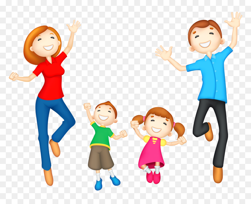 Illustration Featuring A Happy Family Holding A Hollow Frame Royalty Free  Cliparts, Vectors, And Stock Illustration. Image 31689328.