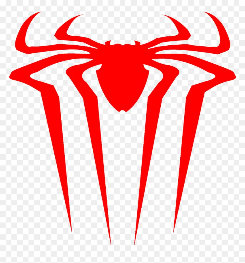Spiderman Logo Andrew Garfield Hd Png Download Vhv