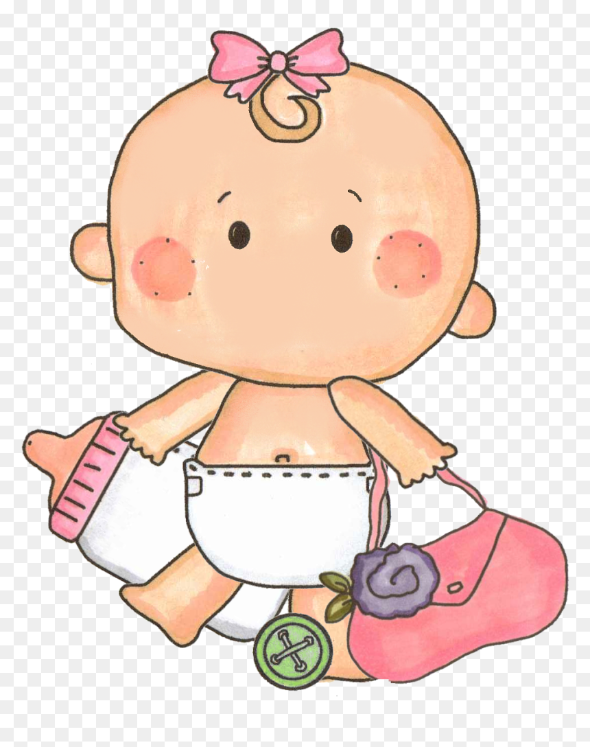 Bebes Para Baby Shower Hd Png Download Vhv