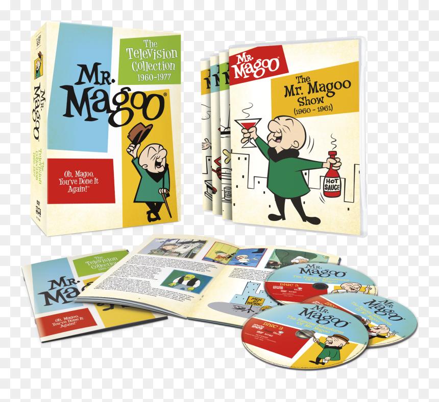 Sticker: Mr Magoo | Redbubble
