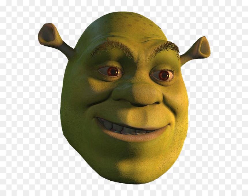 Shrek Face Png Transparent Png Vhv