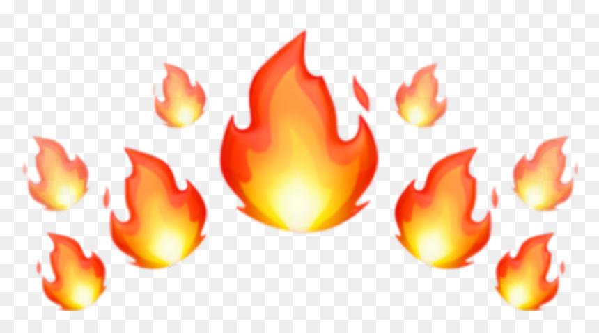 Fire Emoji Png Transparent Png Vhv