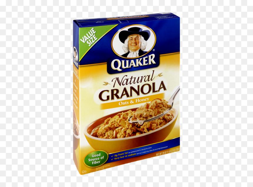 Quaker Granola Cereal, HD Png Download