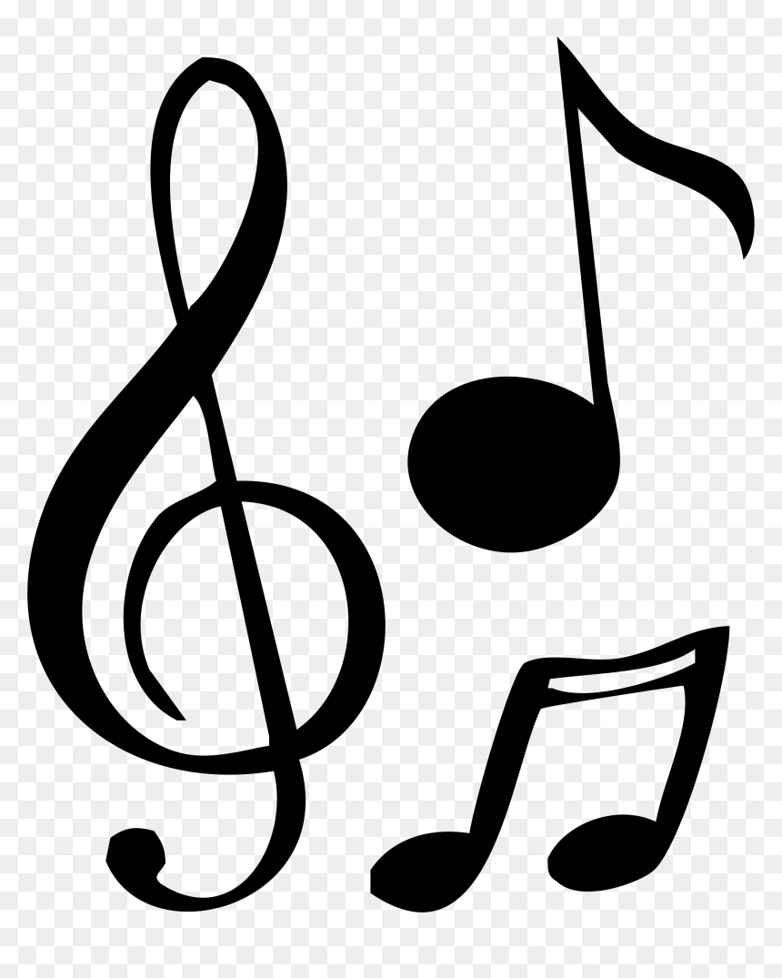 Download Music Clipart Musical Note Music Note Clipart Transparent Background Hd Png Download Vhv