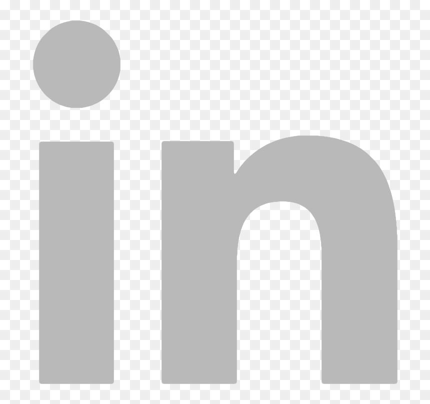 Linkedin Logo White Letters Png Download Transparent Png Linkedin Logo White Png Download Vhv