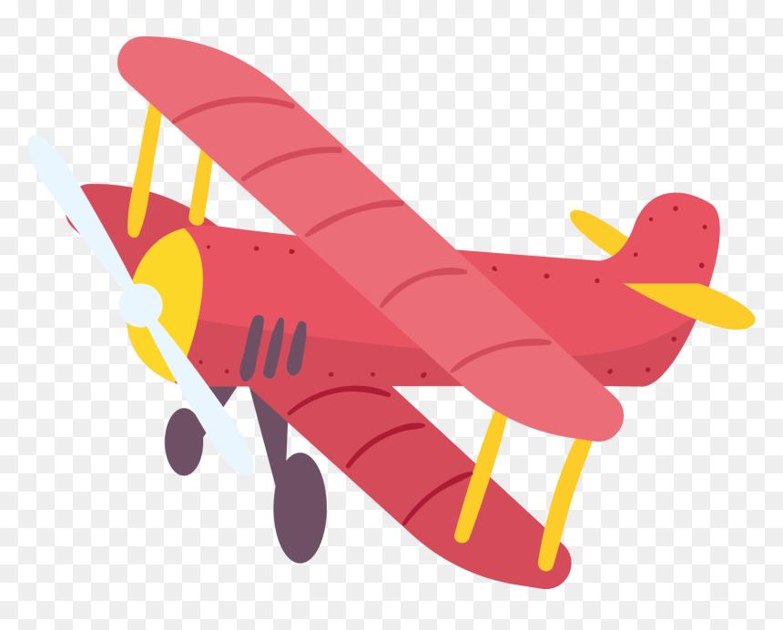 Vintage Airport Clipart Transparent Clip Art Airplane Clipart Vintage Airplane Png Png Download Vhv