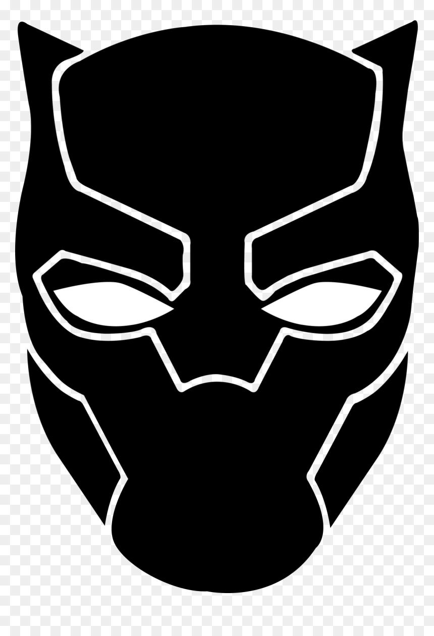 Black Panther Logo Transparent & Png Clipart Free Download ...