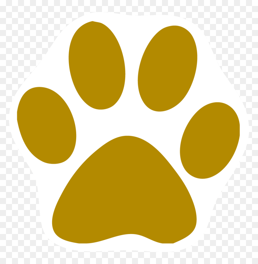 Paw Clip Art Gold Paw Print Transparent Background Hd Png Download Vhv Including transparent png clip art, cartoon, icon, logo, silhouette, watercolors, outlines, etc. paw clip art gold paw print