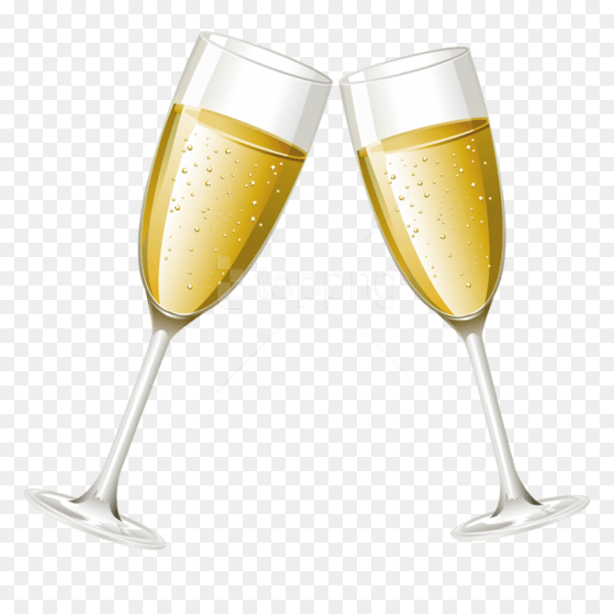Free Png Download Champagne Glasses Png Images Background Champagne Glass Clipart Png Transparent Png Vhv
