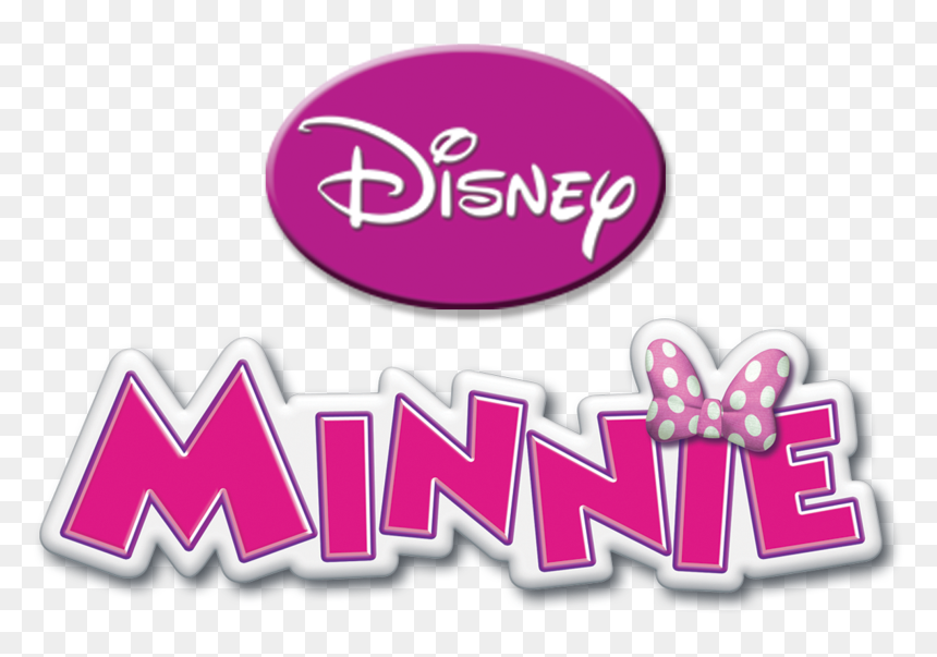 Minnie Mouse Face with purple bow free image
