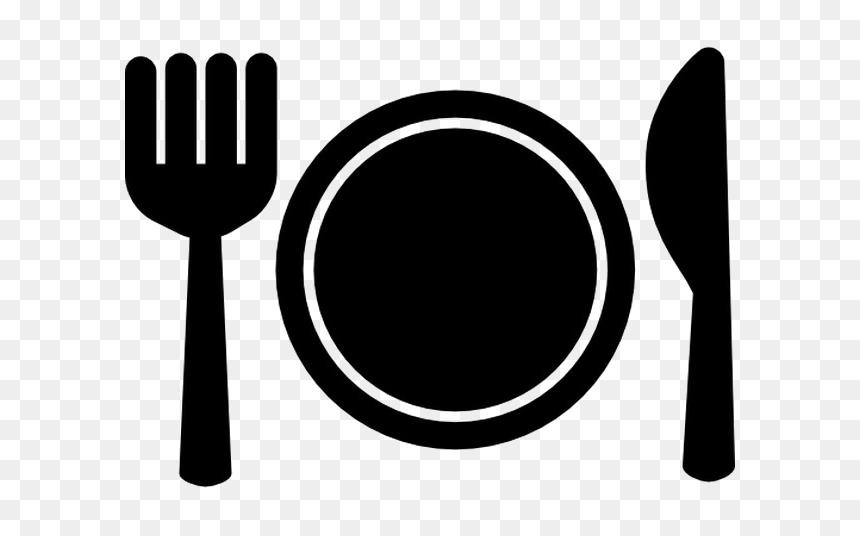 black fork png image background logo rumah makan png transparent png vhv black fork png image background logo