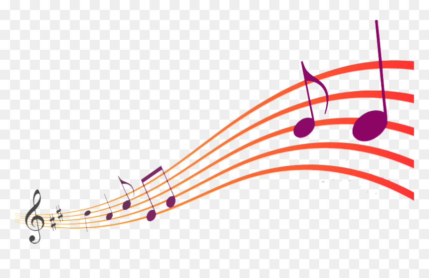 Transparent Music Notes Colorful Music Notes Transparent Background Hd Png Download Vhv