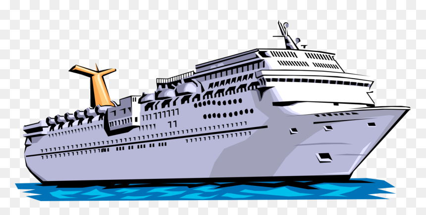 Cruise Ships Clip Art Hd Png Download Vhv
