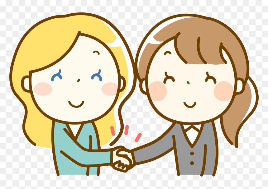 Handshake Cartoon Png Clipart Png Download Shake Hand By Ladies Transparent Png Vhv Download 98,531 cartoon hands free vectors. handshake cartoon png clipart png