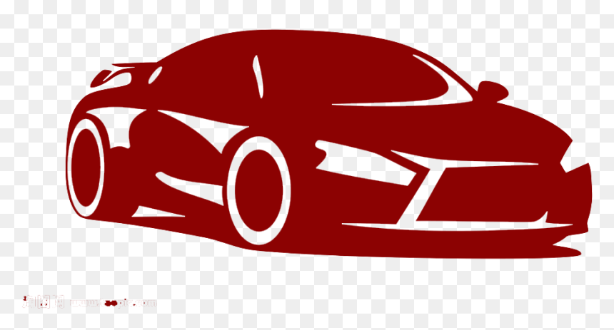 Sports Car Silhouette Car Tuning Race Car Silhouette Png Transparent Png Vhv