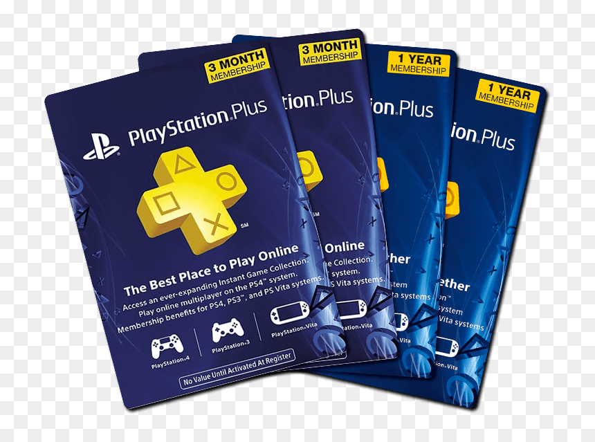 Psn Plus Gift Cards Free Psn Codes 2020 Hd Png Download Vhv