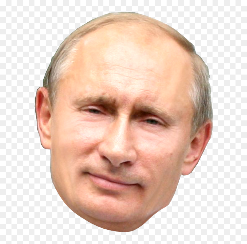 Putin Png Face Smile Smiling Putin Face Transparent Png Vhv