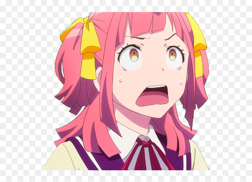 Anime Surprised Face