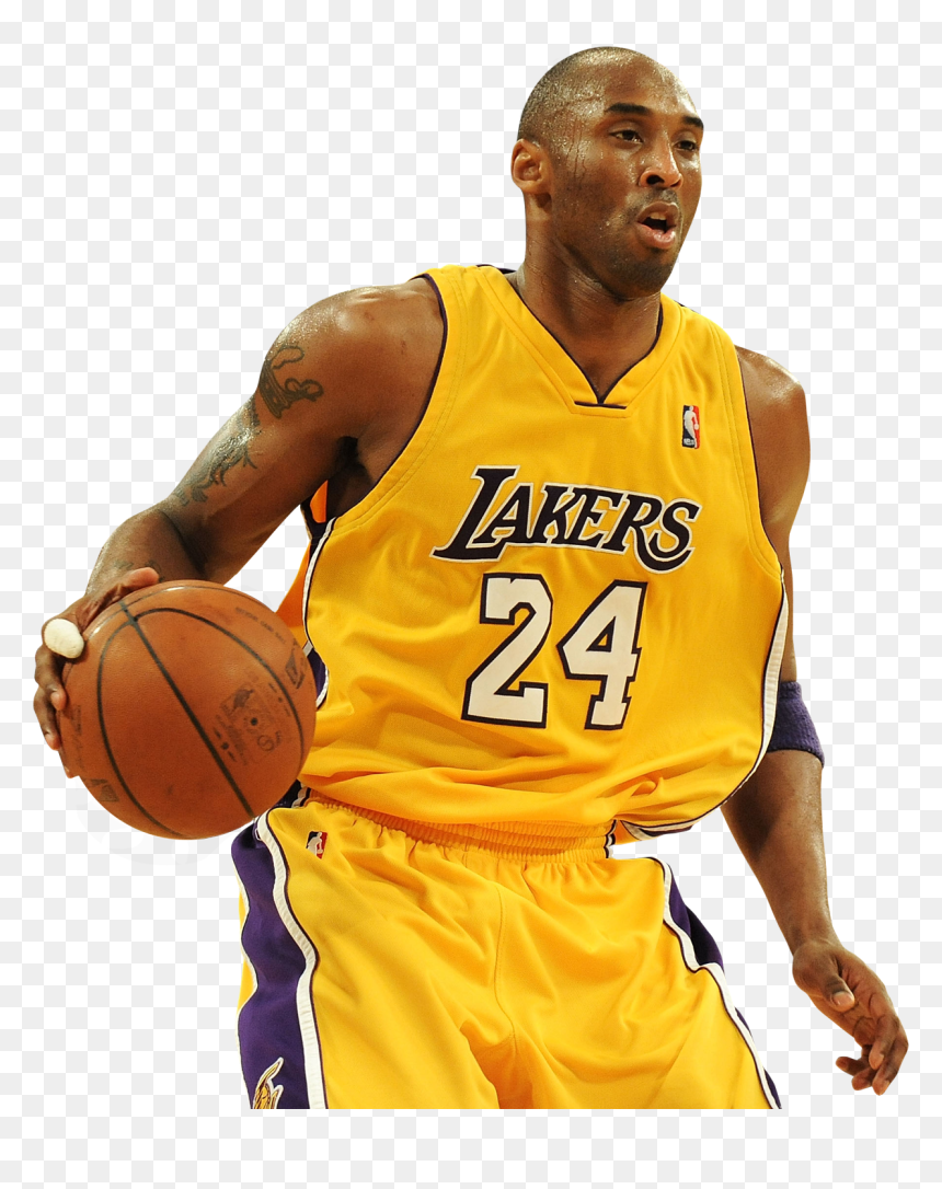 Basketball Player Kobe Bryant Png Background Image Basketball Kobe Bryant Lakers Transparent Png Vhv