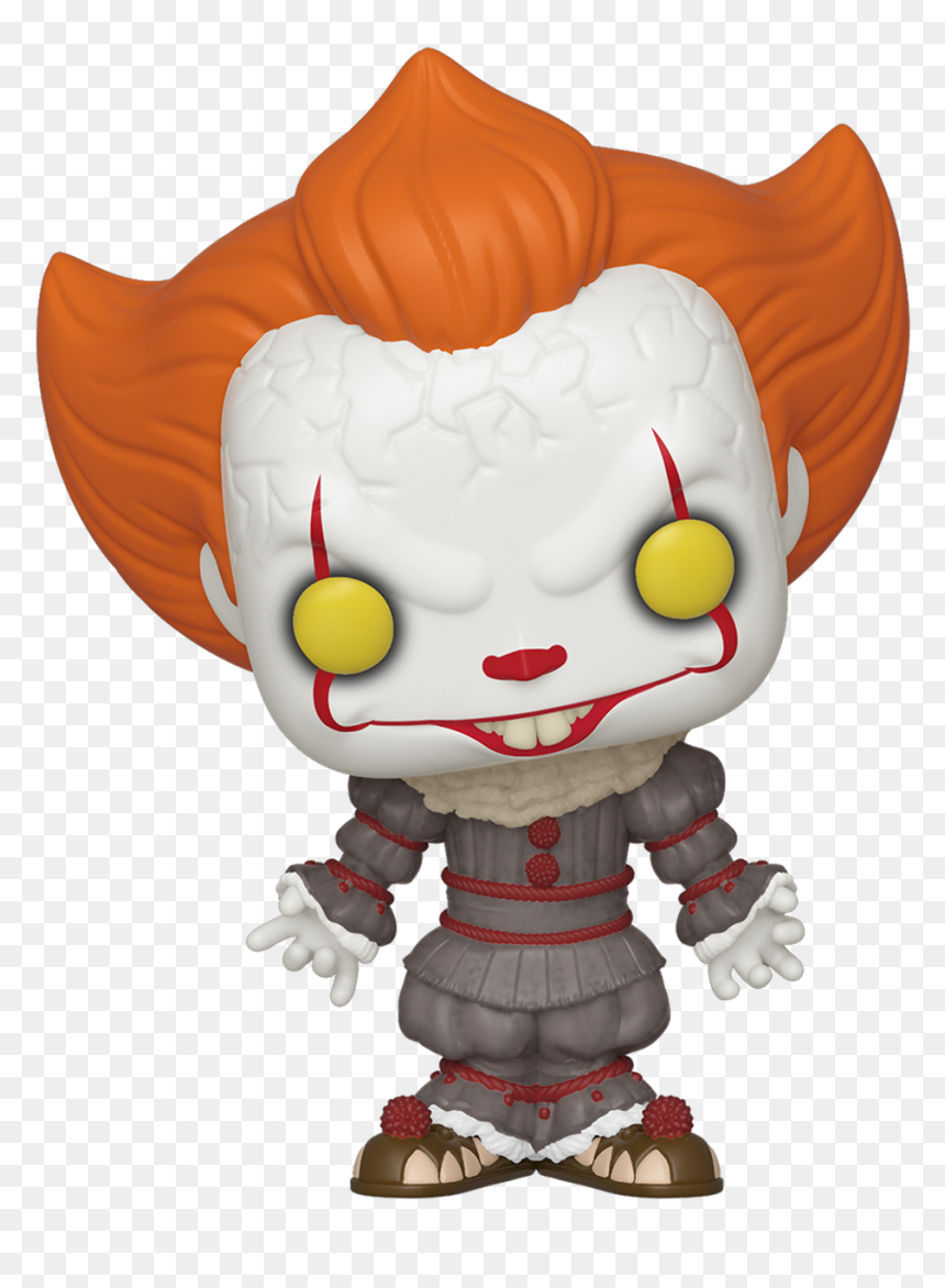 Transparent Pennywise The Clown Png Pennywise Chapter 2 Funko Png Download Vhv