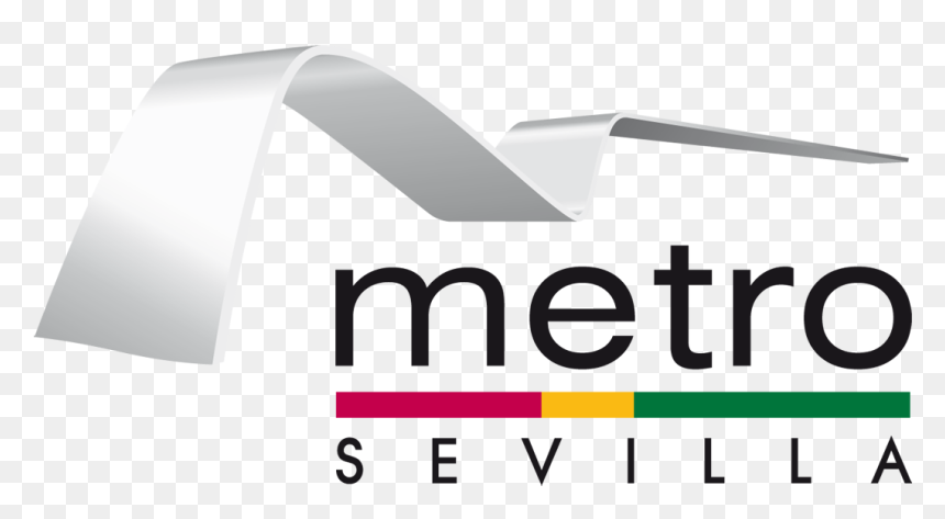 Sevilla Subway Logo Metro De Sevilla Hd Png Download Vhv