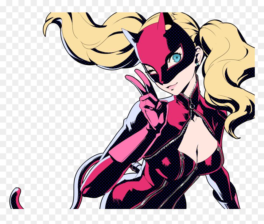 Ann Persona 5 Art