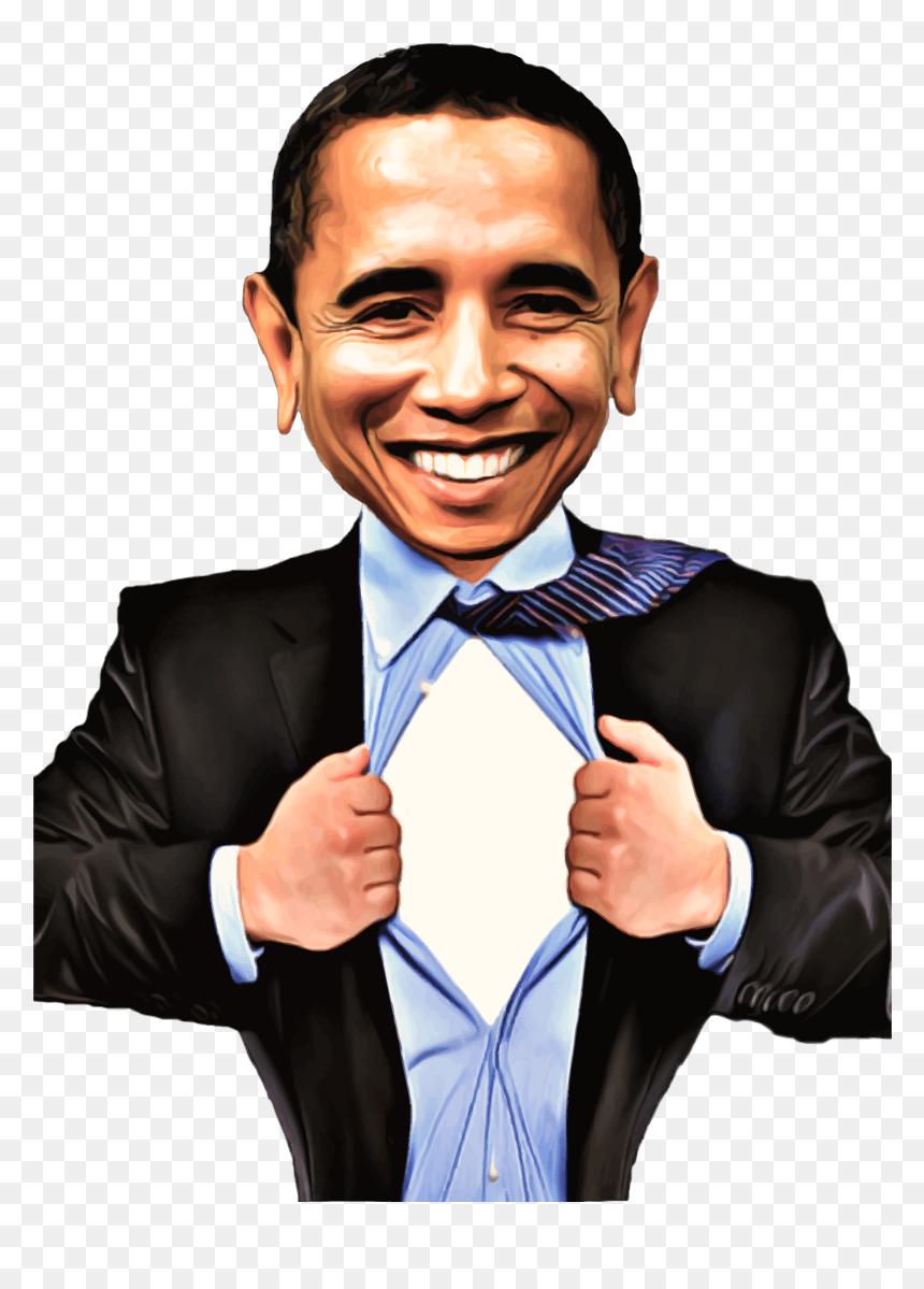 Barack Obama Caricature Clip Arts Barack Obama Cartoon Png Transparent Png Vhv