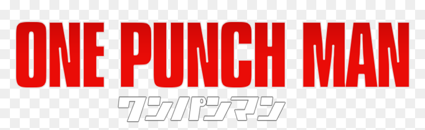 One Punch Man Logo Png Png Collections At Sccpre One Punch Man Transparent Png Vhv