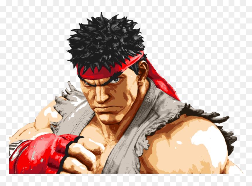 Ryu Street Fighter 5 Png Street Fighter V Png Transparent Png Vhv