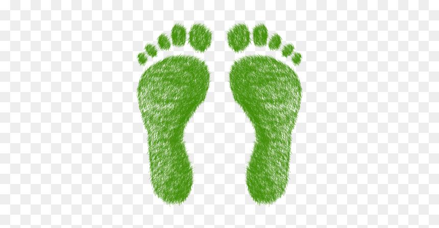 Ecological footprint Computer Icons Carbon footprint, footsteps transparent  background PNG clipart | HiClipart