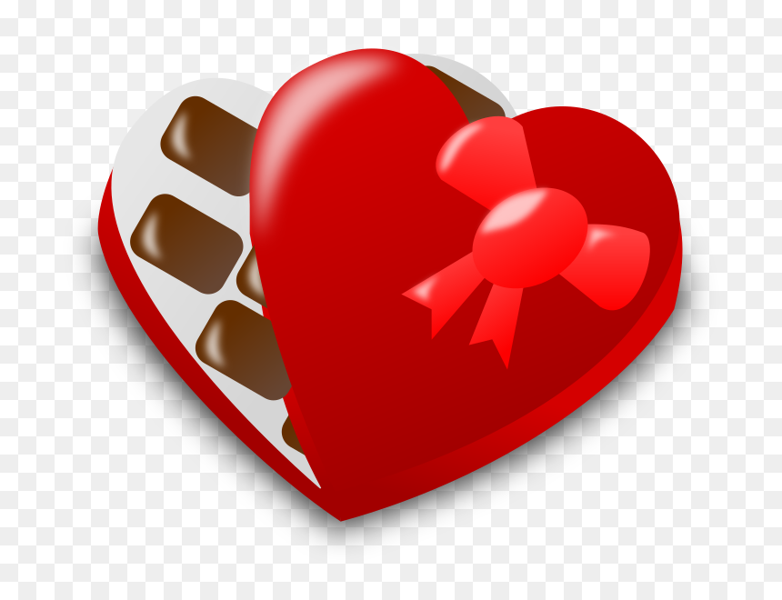 Download For Free Valentine Png In High Resolution Valentine Chocolate Box Clipart Transparent Png Vhv