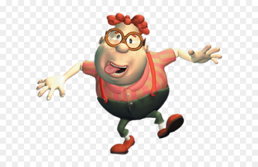 Jimmy Neutron Character Carl Wheezer Funny Face Carl Wheezer T Pose Transparent Hd Png Download Vhv