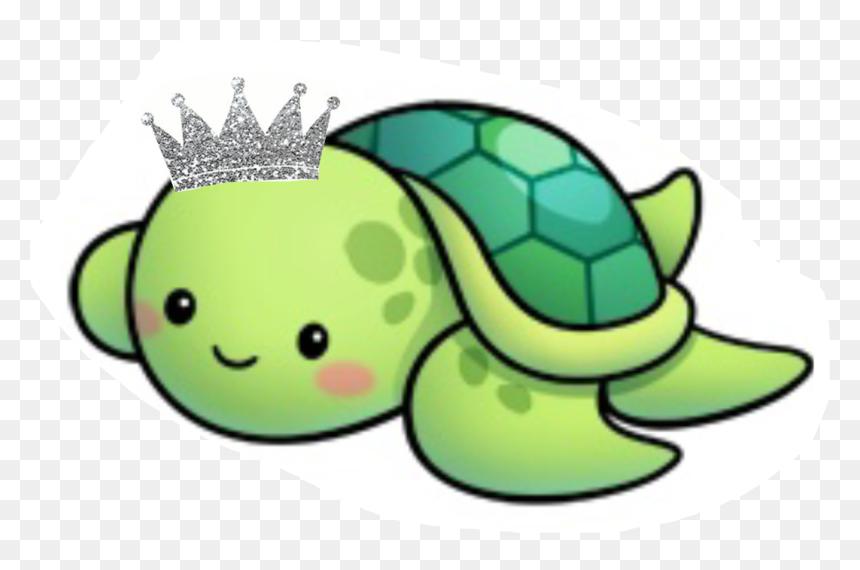 Cute Sea Turtle Cartoon Cute Turtle Drawing Easy Hd Png Download Vhv