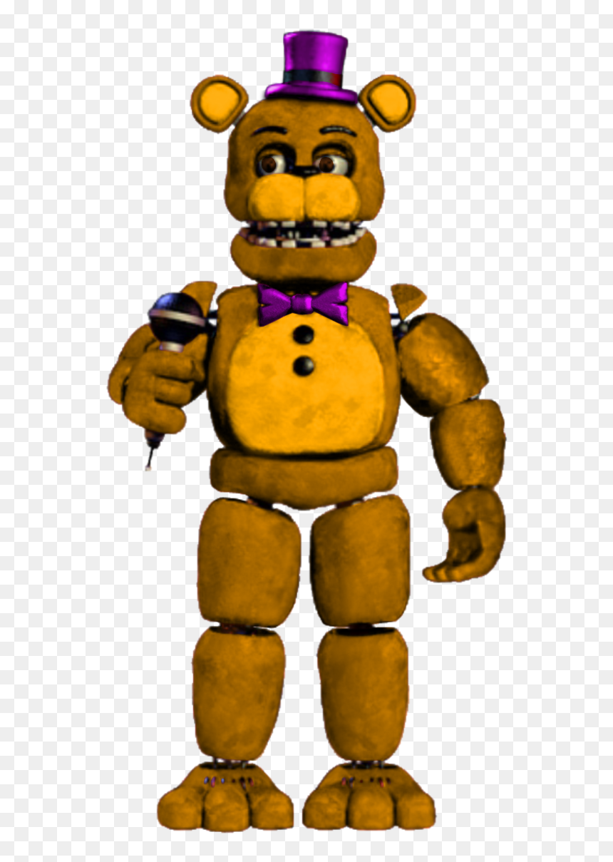 Withered Freddy / Withered spring bonnie (freddy fazbear's pizza v.1).