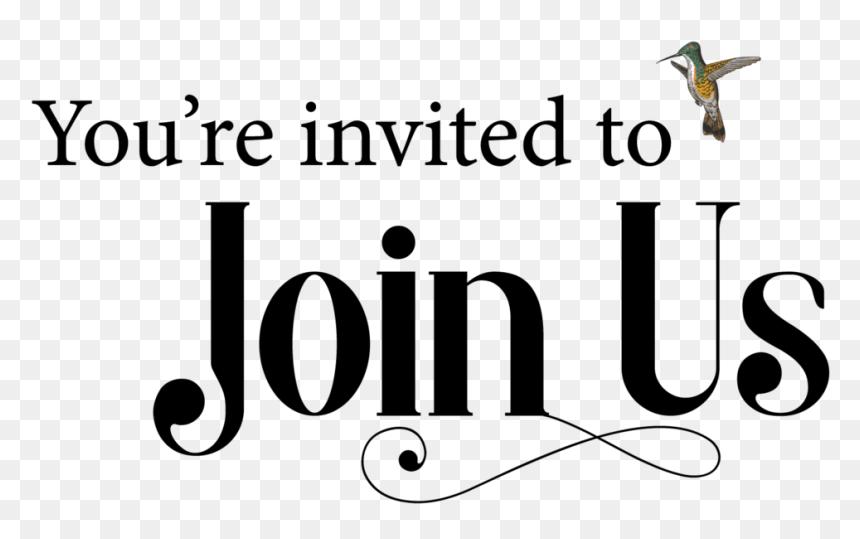 You Re Invited Png Download Graphic Design Transparent Png Vhv