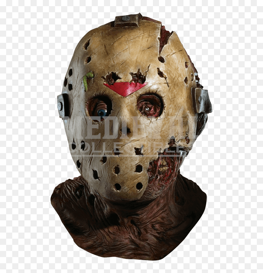 Adults Jason Friday The 13th Film Mask Png Download Jason Mask Png Transparent Png Vhv