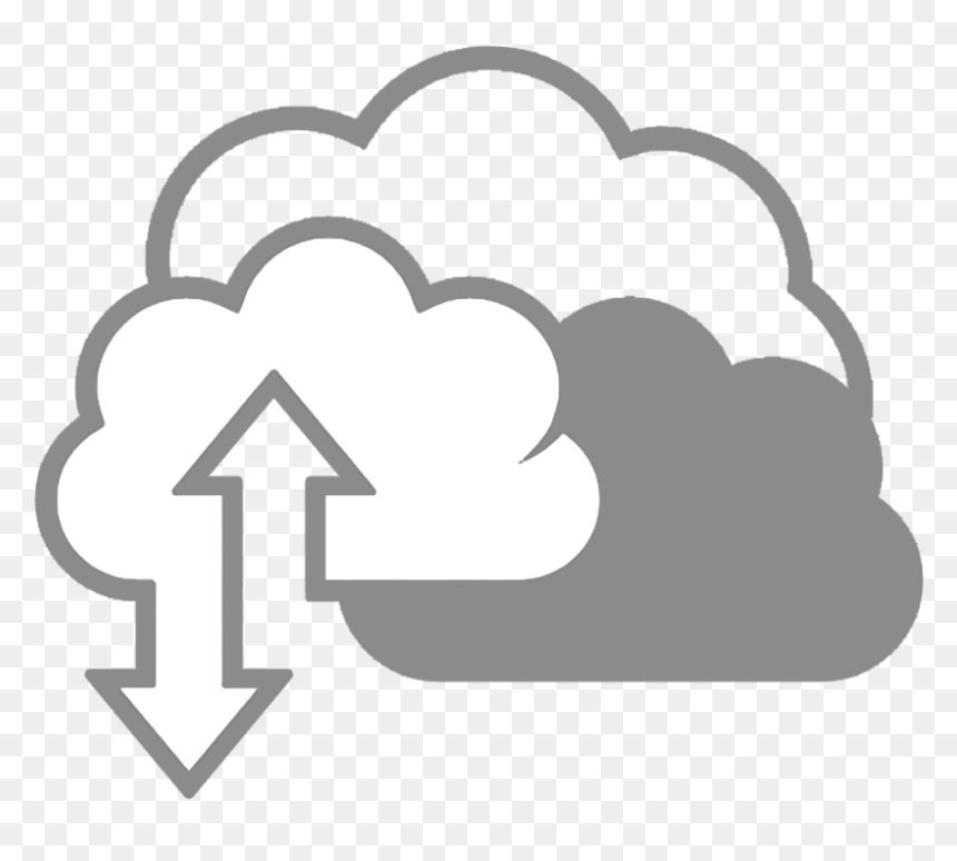 Weather Cloud Clouds Cloudy Sun Partly Sunny - Clouds Sun Icon Transparent  , Free Transparent Clipart - ClipartKey