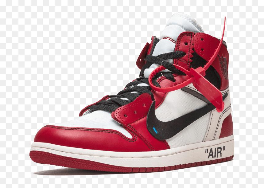 Off White Nike Jordan , Png Download