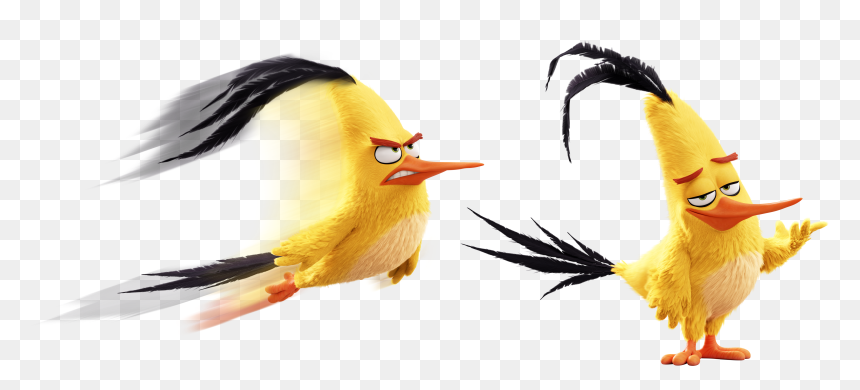 Angry Birds Wiki Yellow Angry Birds Characters Hd Png Download