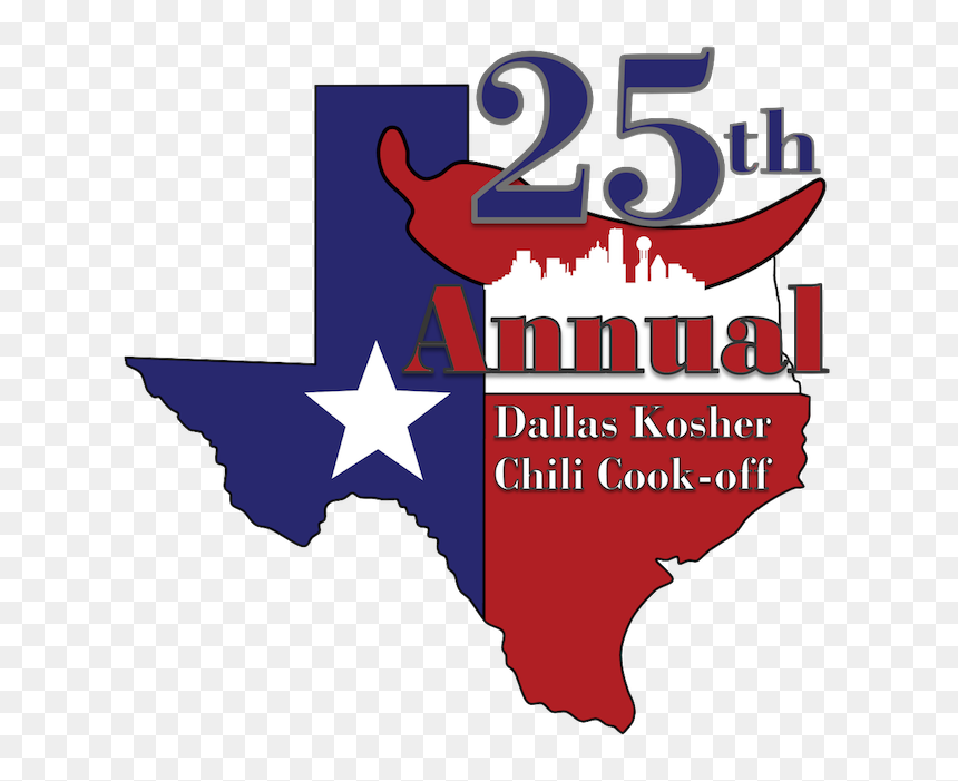 Texas State Flag Dallas Skyline And Red Hot Chili Transparent Texas Clip Art Hd Png Download Vhv