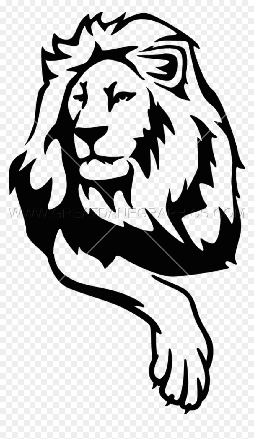 Transparent Lions Head Png Black And White Lion Clipart Png Download Vhv Lion face outline drawing at getdrawings free lion face silhouette, download free clip art, free clip art on clipart library lions head profile black outline stock illustration transparent lions head png black and