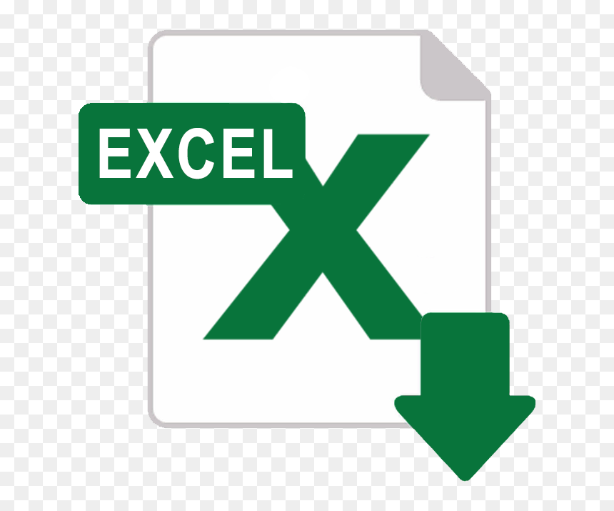 Microsoft Excel Computer Icons Xls Download Excel Icon Png Transparent Png Vhv