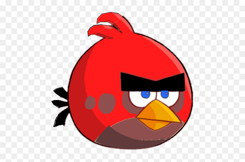 The Adventures Of Combo Wiki Red Angry Birds Characters Hd Png